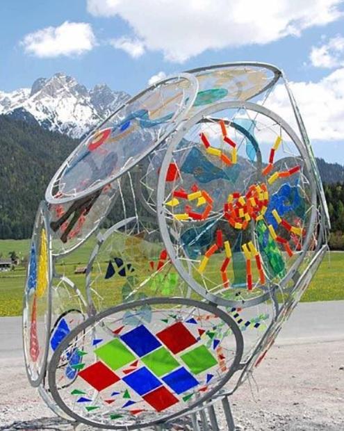 Tipp: Skulpturenradweg Steinbergrunde