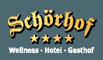 Schörhof Wellnesshotel in Saalfelden, Salzburg Logo
