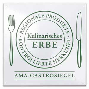 AMA Gastrosiegel Schörhof