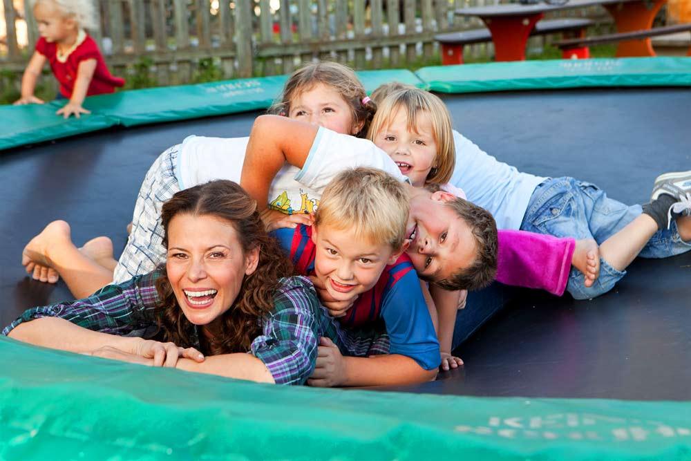 Spaß und Action für die ganze Familie am Schörhof