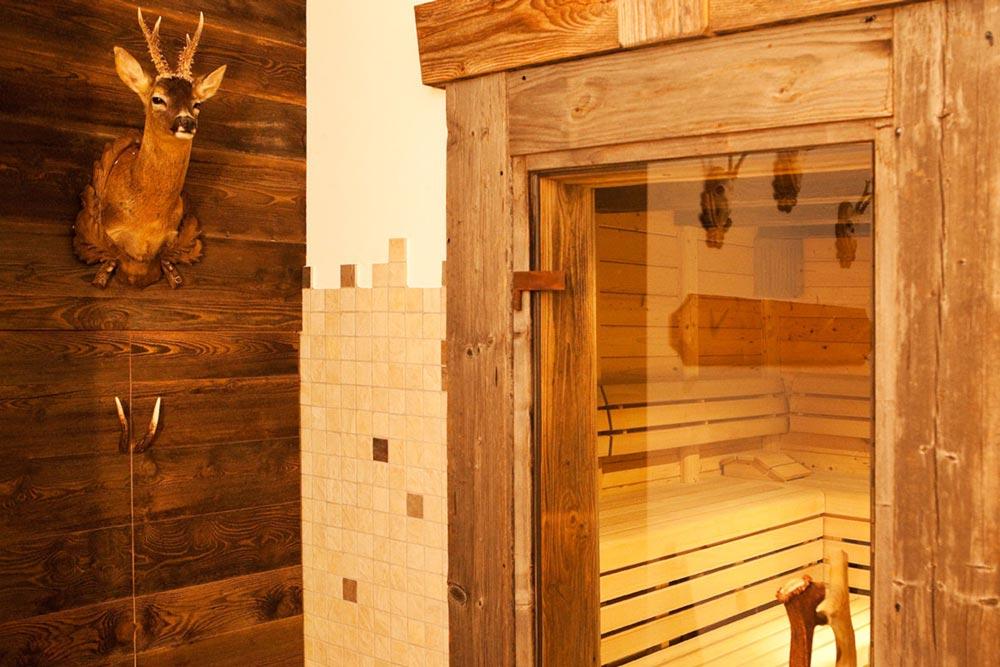 Schörhof Wilderer Sauna