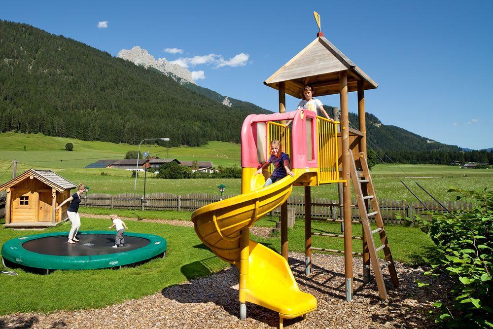 Spielplatz am Kinderparadies Schörhof