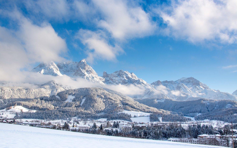 Steinernes Meer Winterlandschaft