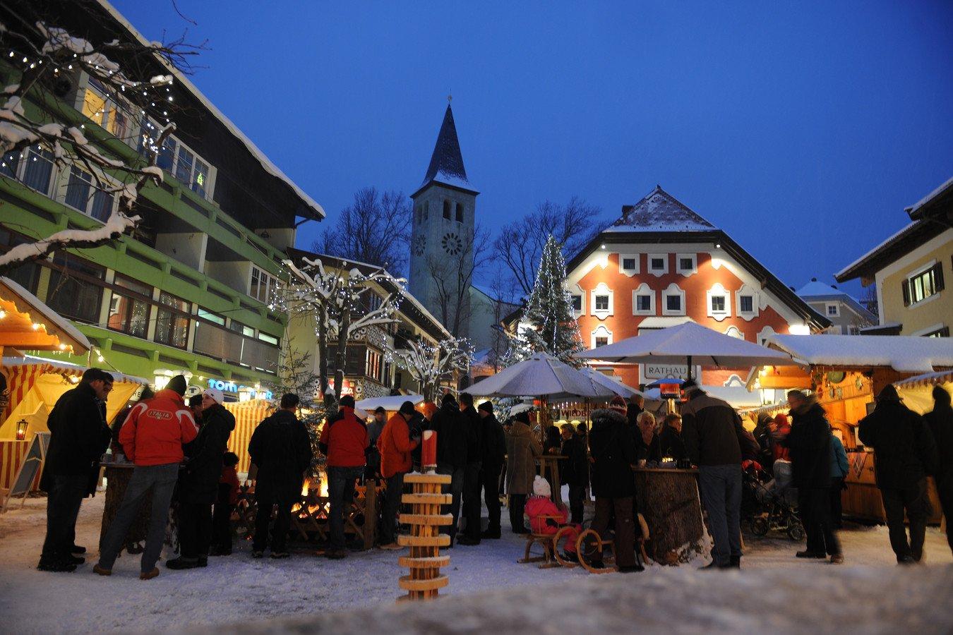 Advent am Schörhof in Saalfelden