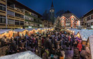 Advent Weihnachten Saalfelden Markt Rathausplatz