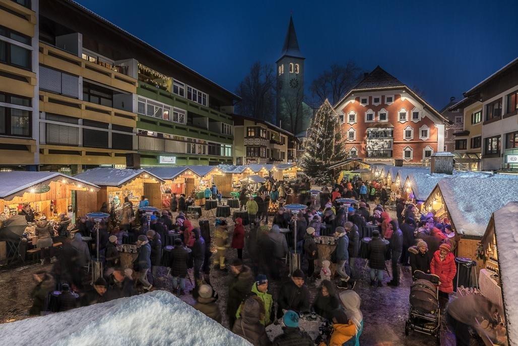 Dem Christkind entgegen: Advent am Schörhof