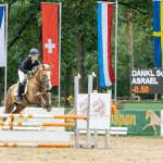 Schörhof-Reitlehrerin Sonja im Turniereinsatz