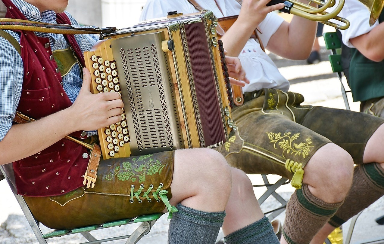 Musikantenstammtisch am Schörhof