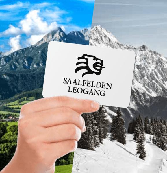 Graphik (c): Saalfelden Leogang Touristik GmbH