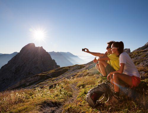 Packliste zum Wandern in den Bergen