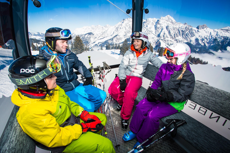 Package Winter Urlaub Österreich Februar 2020