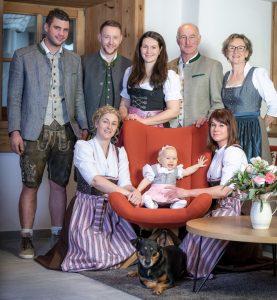 Familie Dankl, Gastgeber am Schörhof