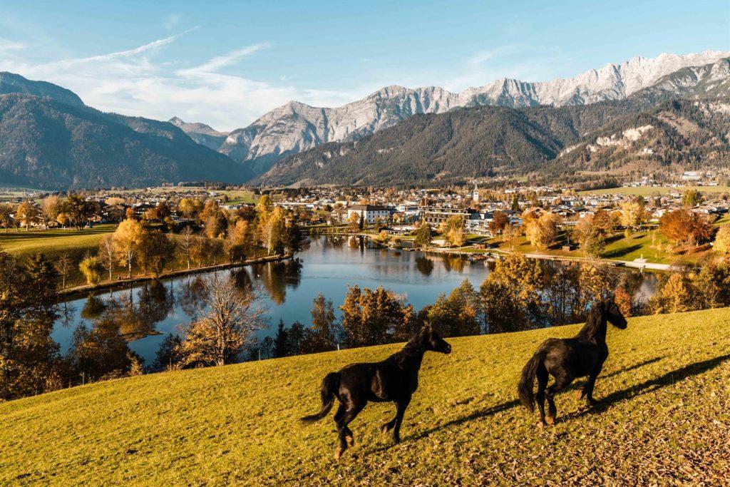 Herbst Ritzensee