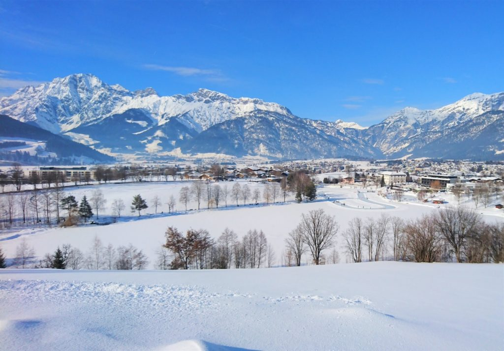 Ritzensee Winter