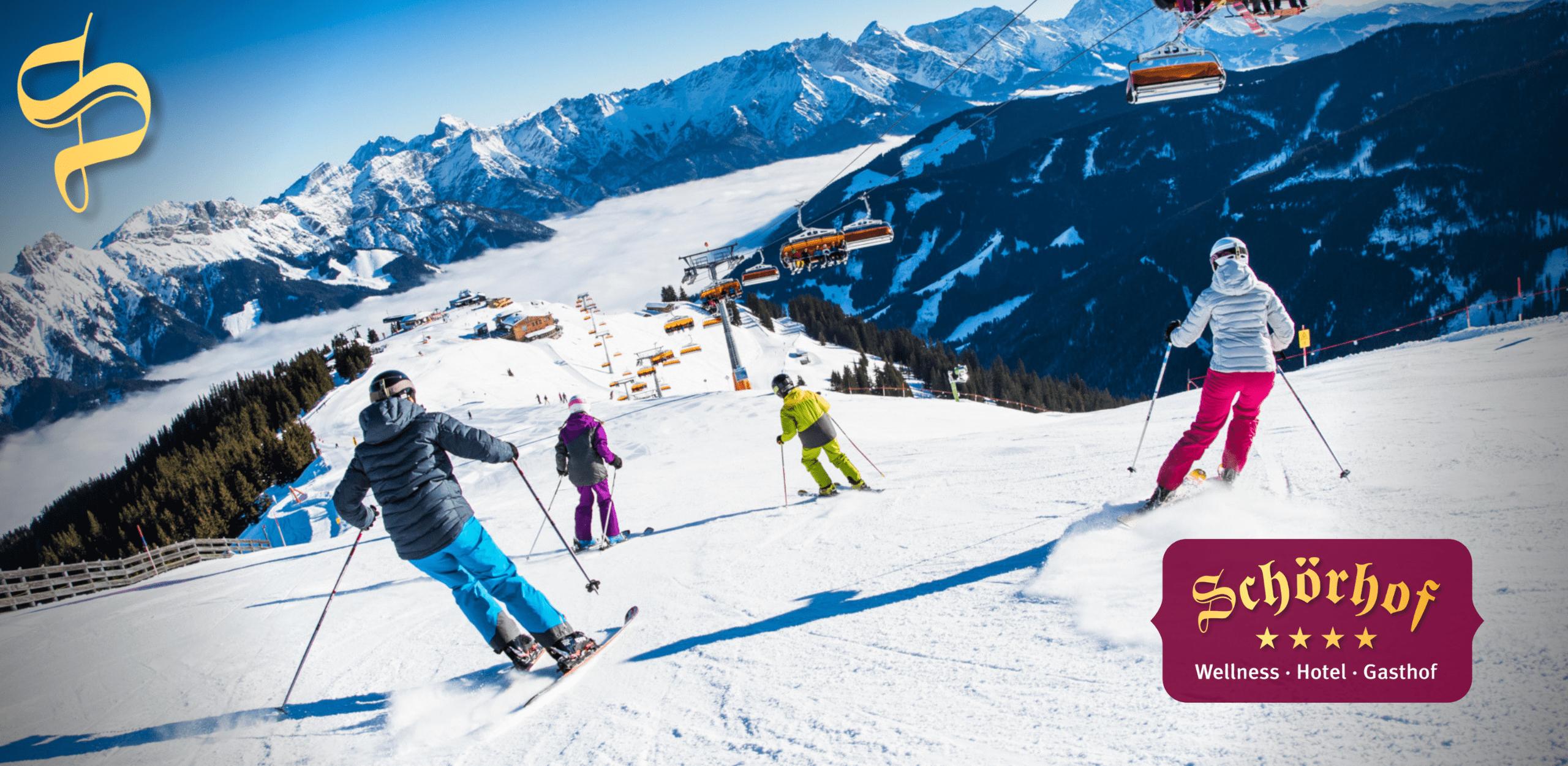 Winterurlaub im Salzburger Land - Österreich