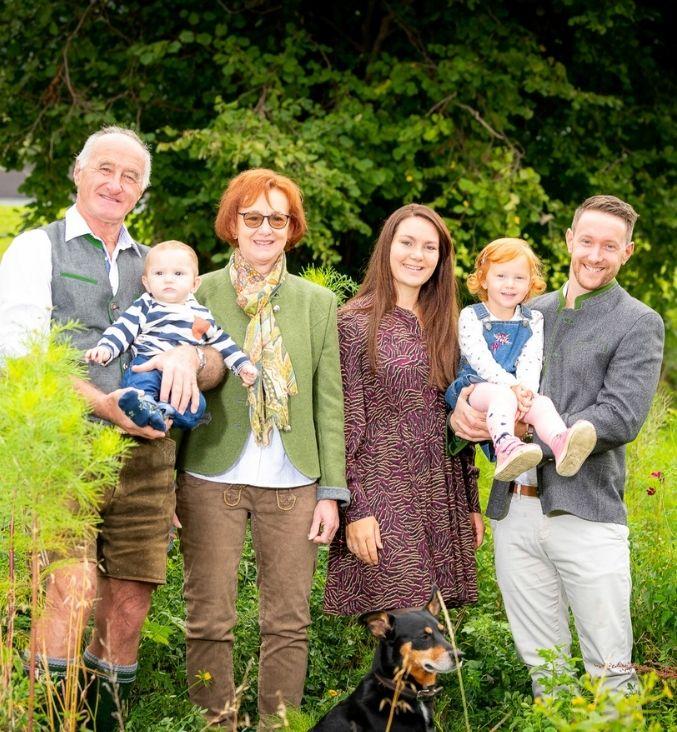 Familie Dankl vom Schörhof